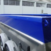 Jet Sled Powder Coated