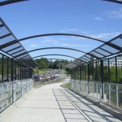 I-5/217 Pedestrian Bridge