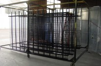 Powder Coated Fencing